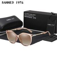 2019 новые роскошные HD поляризованные женские солнцезащитные очки модные круглые Женские винтажные брендовые дизайнерские женские солнцеза...