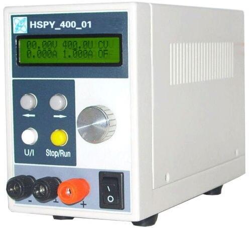 Réglable programmable DC Alimentation 400 V/1A 220 V