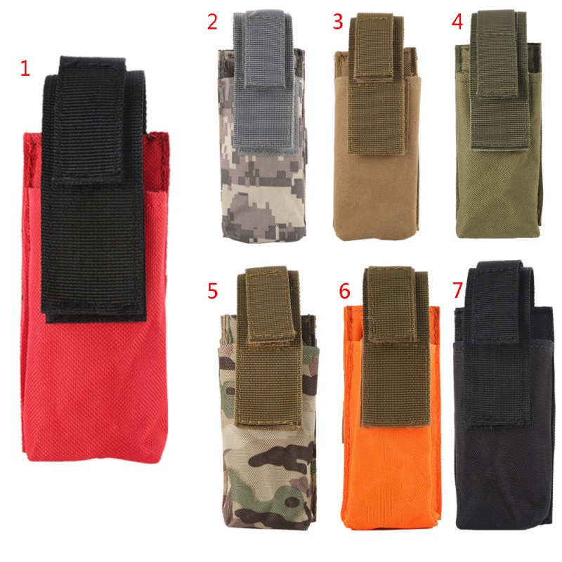 Military Durable Portable Molle Medical EMT Scissor Pouch Knife Bag