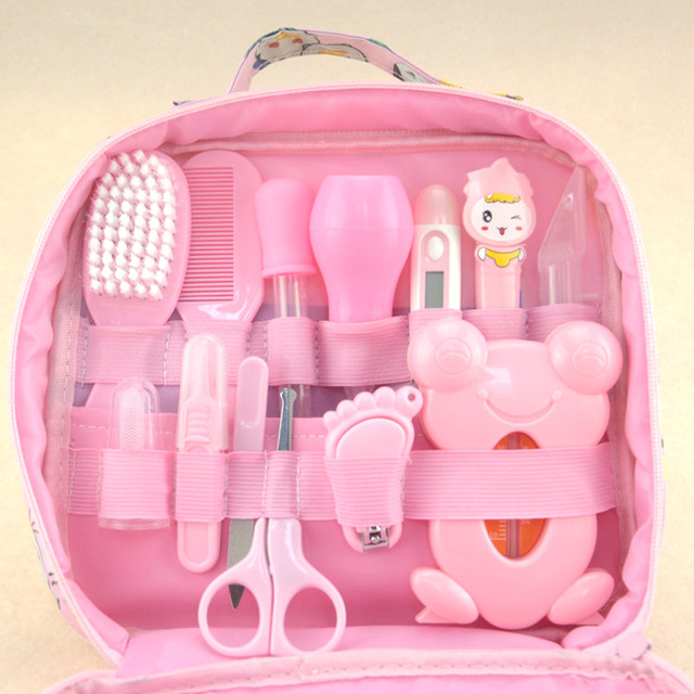 Baby's Multi-Functional Grooming Kit