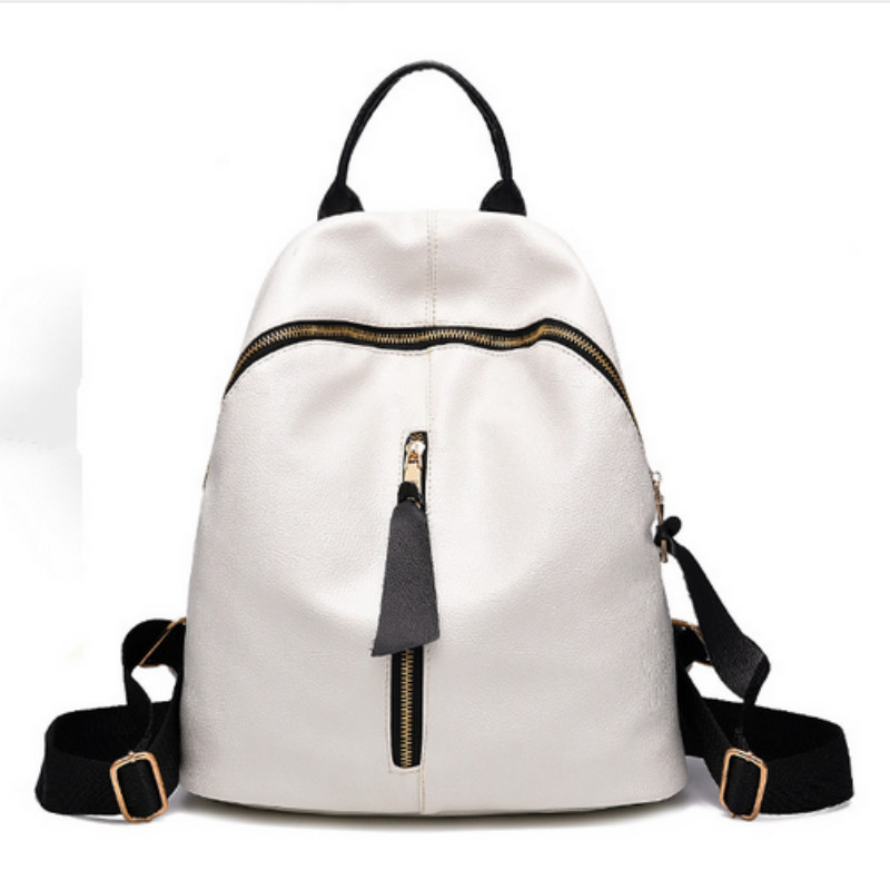 Lady Backpack Bag New Spring and Summer 2017 New Tide Female Backpack Student Korean Edition Female