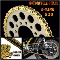 Motorcycle Drive Chain O Ring 520 L120 For KTM 250 XC W 10 300 EXC ENDURO