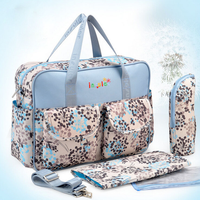 c7f10bc7ff (Buy 1 gets 3)One Set wholesale Mother Bags Baby Diaper Stroller Bags for  Mom High Quality Bags Baby Drop Shipping