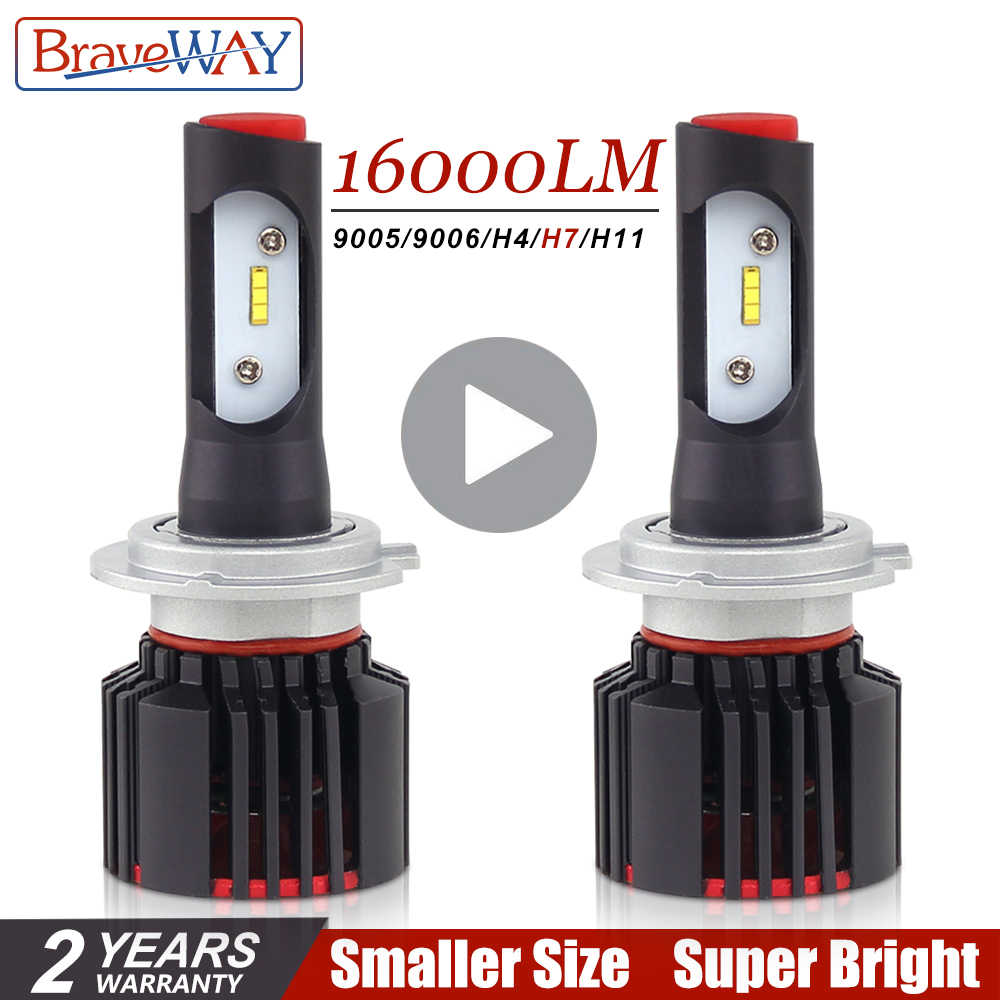detail feedback questions about braveway csp chip h7 led h8 ledbraveway csp chip h7 led h8 led bulbs h4 led canbus h7 16000lm 100w hb3 hb4