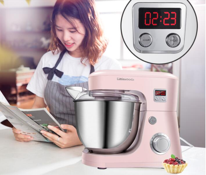 4.5L 800W Electric household Stand Mixers cake dough bread mixer machine Food mixer все цены