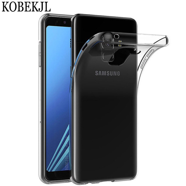 new arrival 7a6f7 16715 US $1.59 20% OFF|For Samsung Galaxy J4 2018 Case Samsung J4 2018 Case Soft  Silicone Back Cover Phone Case For Samsung J4 2018 J400F J400 SM J400F-in  ...