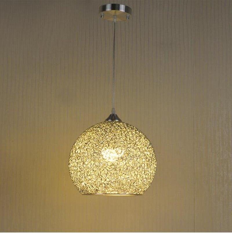 Crystal Lamp Dining Room Led Pendant Light Fashion Modern Pendant Light Bedro