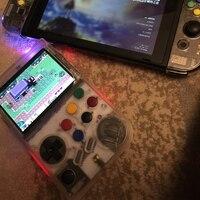 5000 в 1 Raspberry Pi Аркада Ретро игровая консоль gameboy мини портативная игровая консоль супер HD ips прозрачный цвет лучший подарок