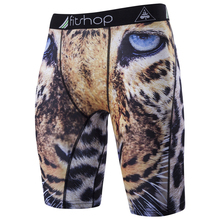 Leopard print shorts men online shopping-the world largest leopard ...