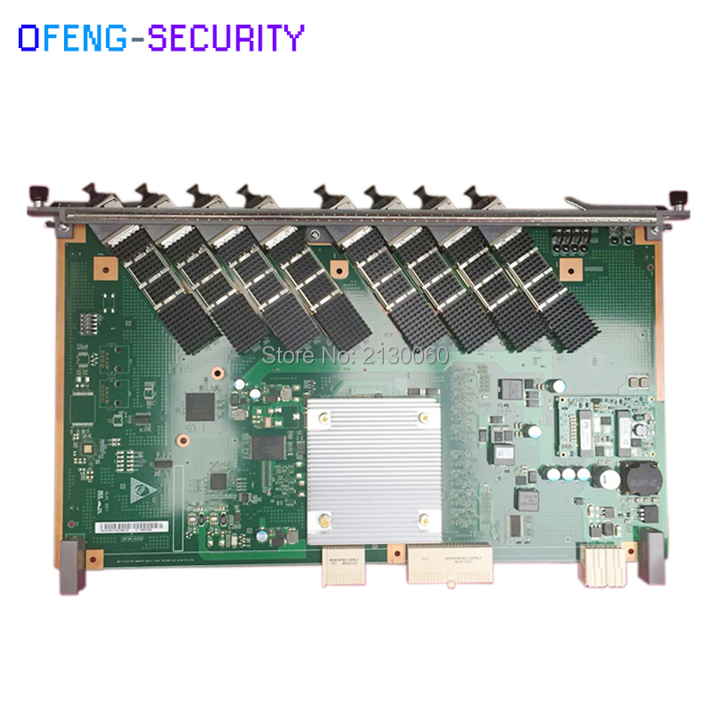 Huawei XEBD H801 10G EPON Board With 8 Ports 10G Modules PRX30 For MA5800 X17 X7 OLT