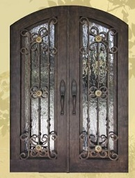 Residential Iron Doors  Affordable Iron Doors Security Doors