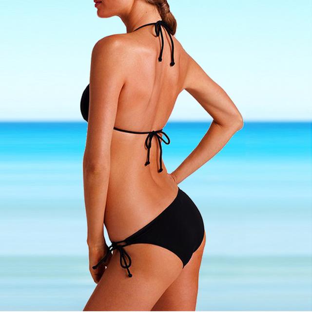 LOFEVER Hot Bikini Set 2017 Summer Swimwear