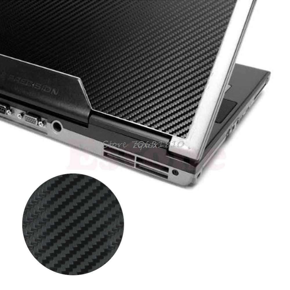 """Naklejka na okładkę 3D z włókna węglowego Wrap etui z naklejką na laptopa 17 """"Drop ship"""
