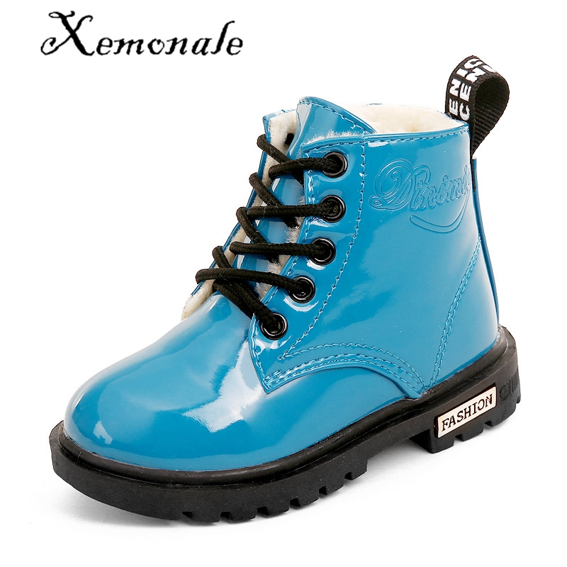 Xemonale-Size-21-36-New-2016-Sneakers-Waterproof-Martin-Snow-Rubber-Children-Boots-Girls-Boys-Winter-Boots-For-Kids-Shoes-3
