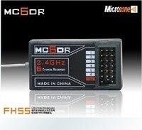 MC6OR Microzone 2.4 Ghz 6 canali RC radio control receiver ricevitore 6CH per RC aereo/elicottero/multicopter/quadcopter