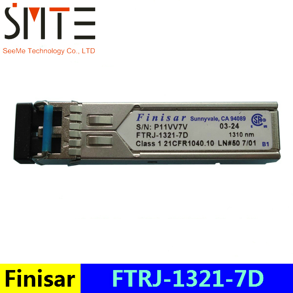 Finisar FTRJ-1321-7D fiber optical transceiverFinisar FTRJ-1321-7D fiber optical transceiver