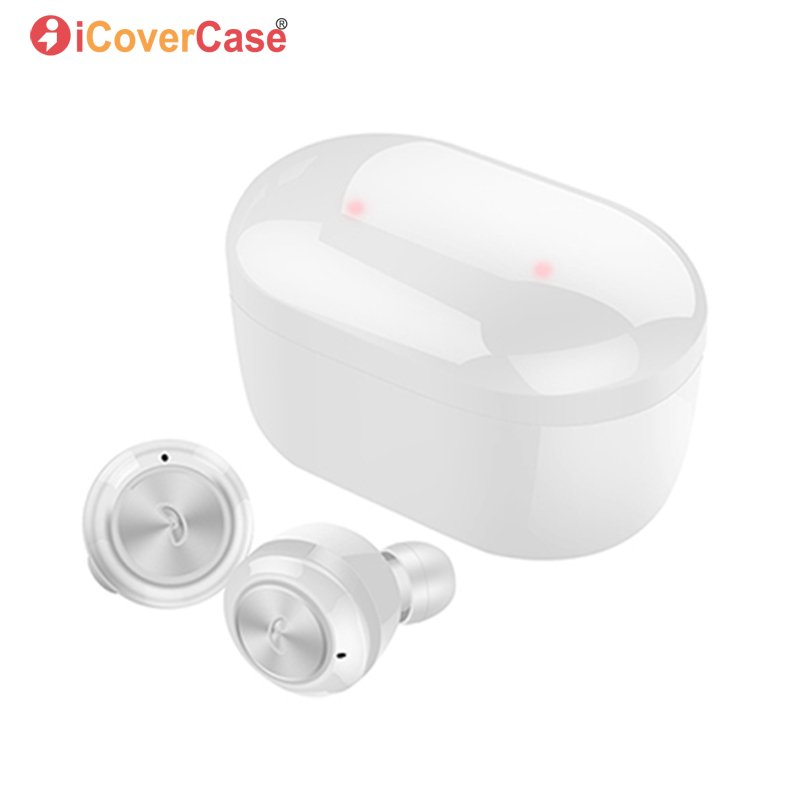 Bass Stereo TWS Bluetooth Earbuds Für <font><b>One</b></font> <font><b>Plus</b></font> Oneplus 7 6 T 6 5 T 5 3 3 T 2 1 mit Lade Box Wireless Kopfhörer Headset Ohrhörer image