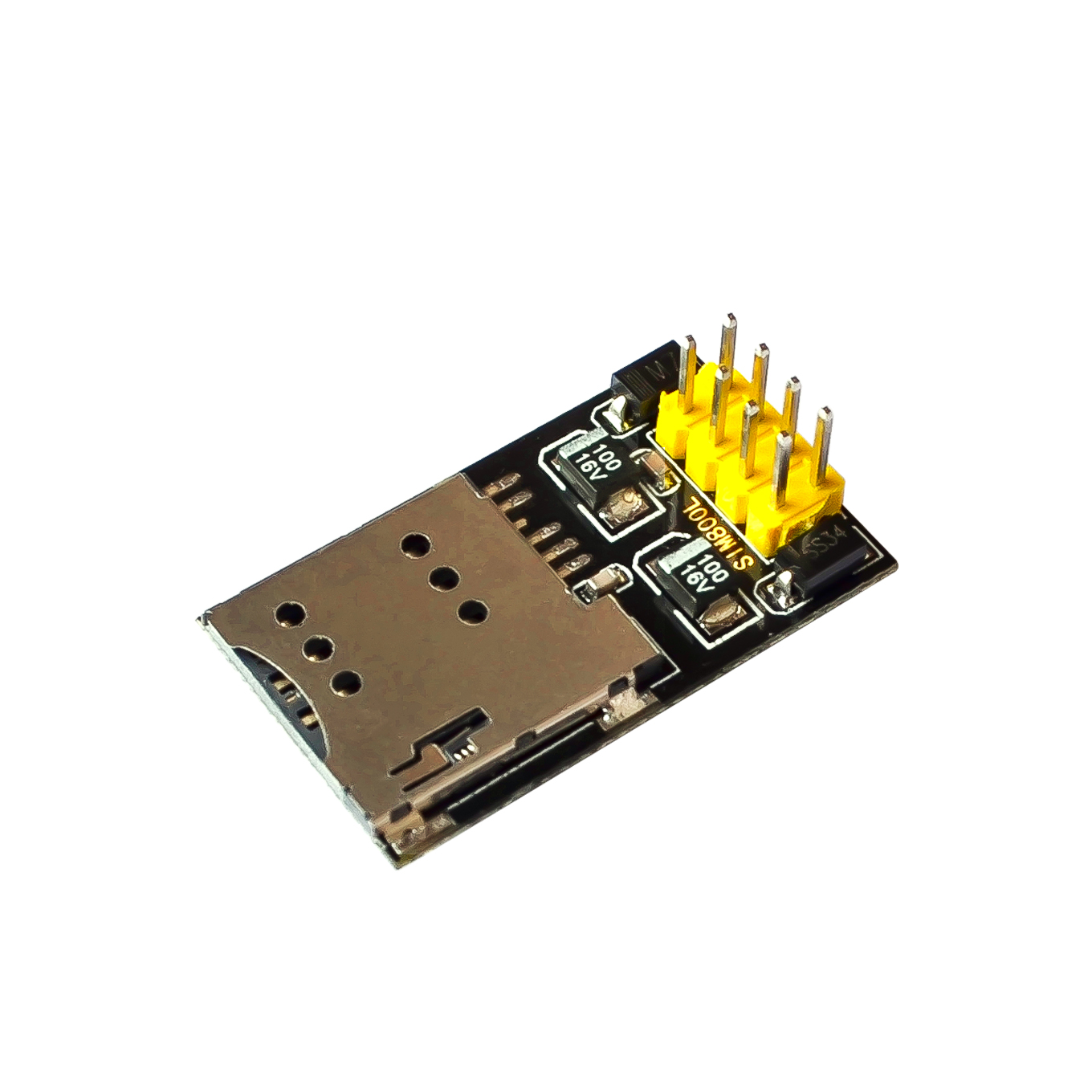 SIM800L ESP-800L Core Boare Pin compatible ESP8266 5v power supply TTL UART
