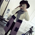 2016 Good Quality Spring&Autumn WomenCasual Long Sleeve Knitted Cardigans Autumn Crochet Ladies Sweaters Fashion Women Cardigan