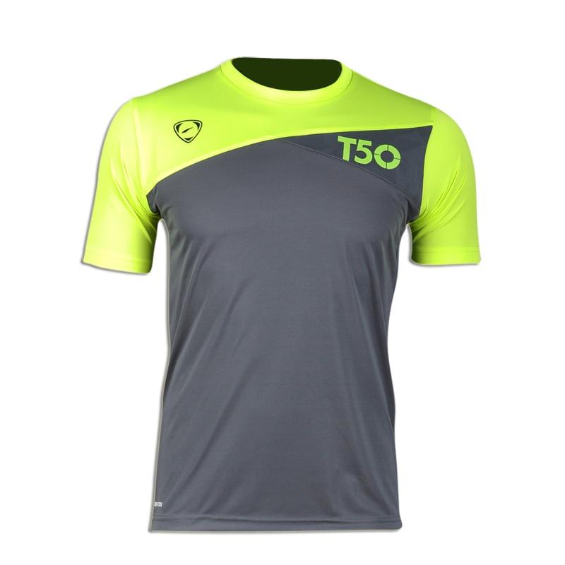 Nieuwe Collectie 2019 mannen Designer T-shirt Casual Sneldrogende Slim Fit Shirts Tops & Tees Maat S M L XL LSL131 (GELIEVE KIEZEN USA SIZE)