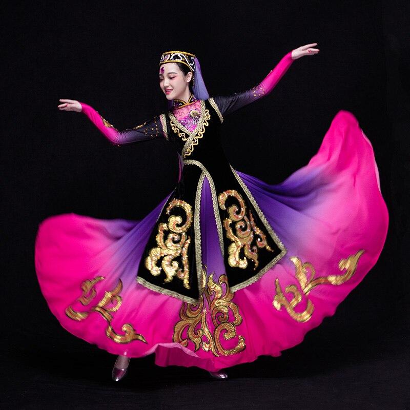 Уйгурские платья фото