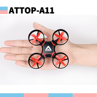 Indoor And Outdoor Drones UAV Mini Aircraft Children S Remote Control Aircraft Toy
