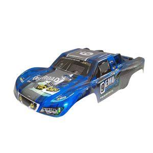Image 2 - 2020 New HQ 727 PVC Car Shell Surface Body M0280 for 1/10 4X4  Slash Case