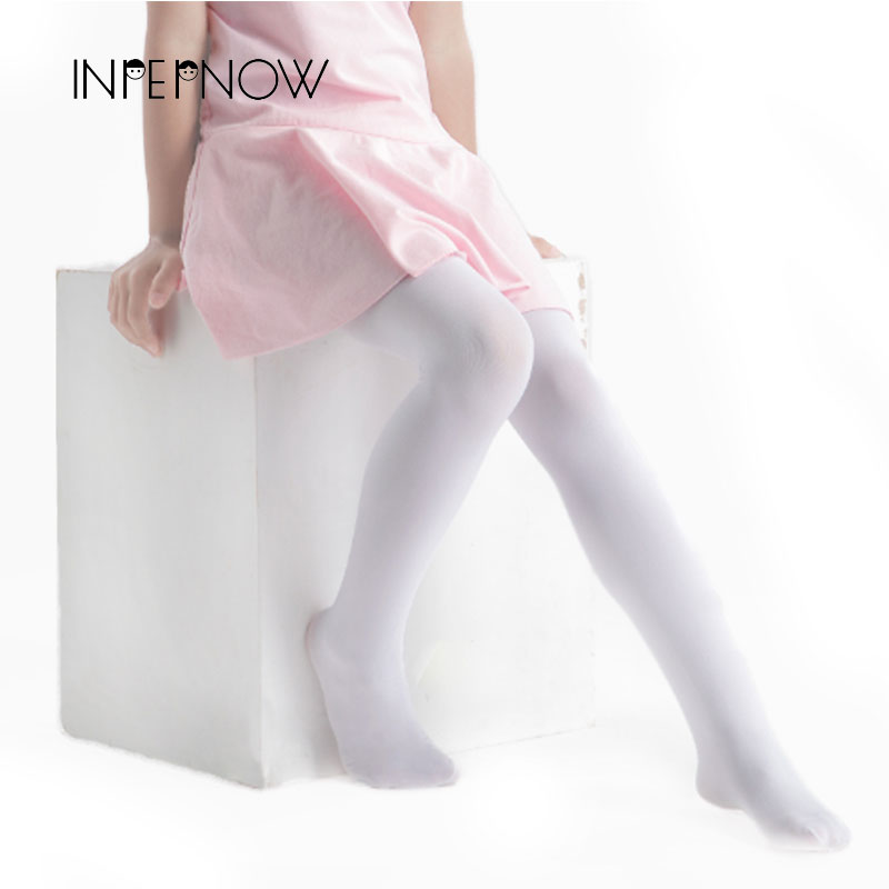 INPEPNOW Tights for Girls Stockings Children Pantyhose Girl Cotton Bellet Kids Tights Meisjes Panty collant fille hiver WZ-CZX33INPEPNOW Tights for Girls Stockings Children Pantyhose Girl Cotton Bellet Kids Tights Meisjes Panty collant fille hiver WZ-CZX33