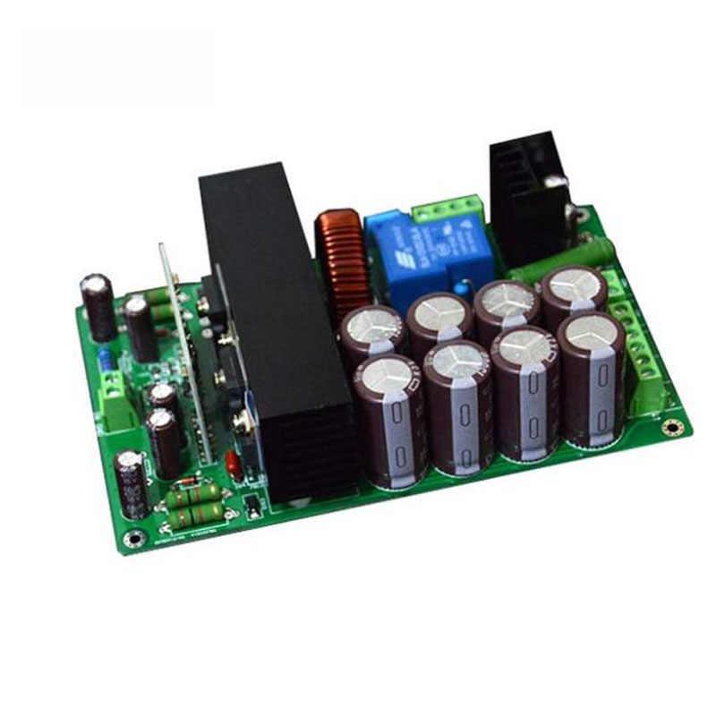 1000 Вт усилители аудио IRS2092 + IRFB4227 класса D моно цифровой усилитель мощности доска этап усилитель мощности плата B5-006