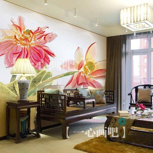 6777 Rustic Flower Wallpaper Tv Backgorund Wall Wallpaper Livingroom Background Wallpaper Free Shipping En Fondos De Pantalla De Mejoras Para El