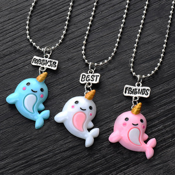Unicorn Necklace Set for Kids