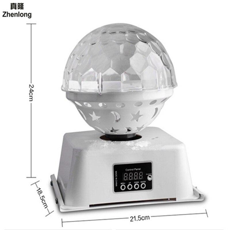 Équipement vidéo lumières de scène boule magique en cristal Led lampe de scène DJ KTV Disco Laser lumière de fête lumières projecteur de contrôle sonore - 3