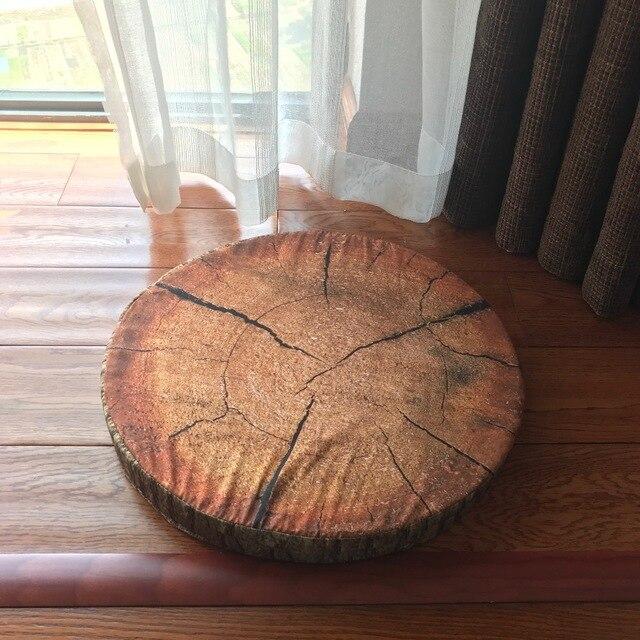 Coussin décoratif en 3D pour canapé   Modèle mignon créatif bon marché, Coussin mofadas de siège rond, oreiller Kussens pour enfant, Almofadas Cojines