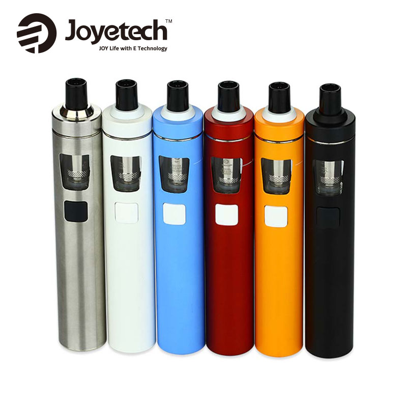 100% Originale Joyetech Kit 2300 mah ego AIO D22 XL in-built Batteria con 4 ml di succo E Serbatoio ego AIO Kit Cig Elettronico Vaping Kit