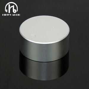 Image 1 - HIFI ลูกบิด AMP อลูมิเนียมปริมาณลูกบิด 1 PC เส้นผ่านศูนย์กลาง 48 มม.ความสูง 22 มม.เครื่องขยายเสียงลูกบิดลำโพง Potentiometer KNOB