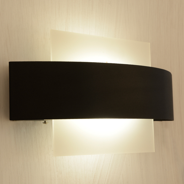 Led Indoor Wall Lamps : Aliexpress.com : Buy LED 5W Modern Wall Lamps Indoor Bedsides Lighting Surface Mounted Wall ...