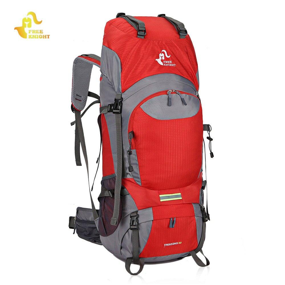 a0d56b5ea989 Aliexpress.com : Buy FreeKnight 2018 fashion large capacity multi purpose  backpack travel waterproof bag men's casual bag 15 inch notebook backpack  ...
