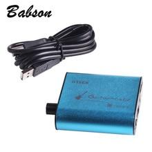 ФОТО babson uteck chord a guitar-cube portable usb audio interface &di box