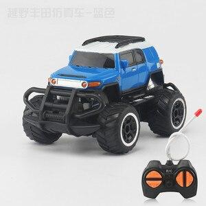 Image 4 - Neue Sport Wissenschaft 1:32 kinder Spielzeug Auto Fernbedienung Auto Modell 3C Elektro Off road Fahrzeug Pädagogisches Jungen und Mädchen Spielzeug