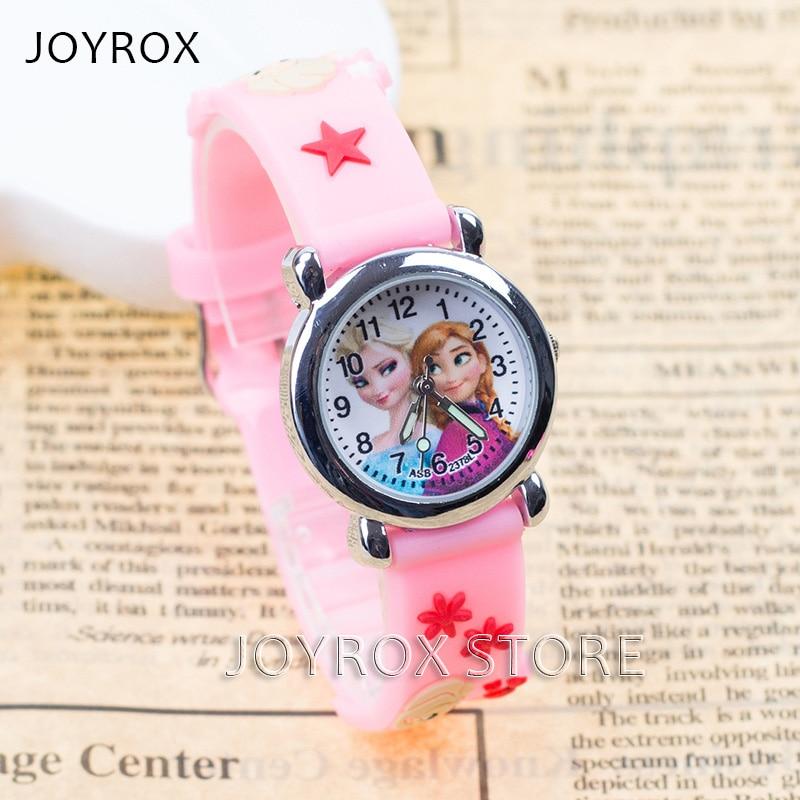 JOYROX Reloj deportivo de alta calidad para niños Elsa 2018 Hot - Relojes para niños - foto 2