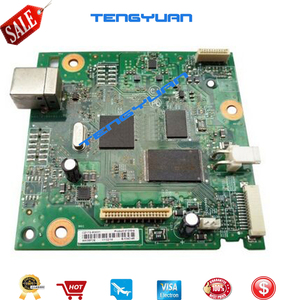 Image 4 - LaserJet placa madre original para impresora HP placa madre para impresora HP LaserJet Pro M125a M125ra 126A M125A MFP