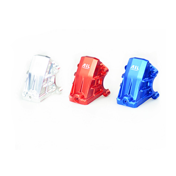RC Car Part Front and Rear Alloy Diff Shell Differential Gear Box Bulkhead for 1/5 Traxxas X-Maxx XMaxx wltoys 12428 12423 1 12 rc car spare parts 12428 0091 12428 0133 front rear diff gear differential gear complete