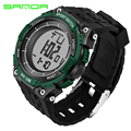 New Men Military Sports Watches LED Digital Multifunction Army Waterproof Dive Climbing Wrist Watches Top Quality Luminous Watch