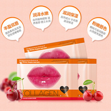 1pc Collagen Lip Mask Moisturizing Essence Lip Care Pad
