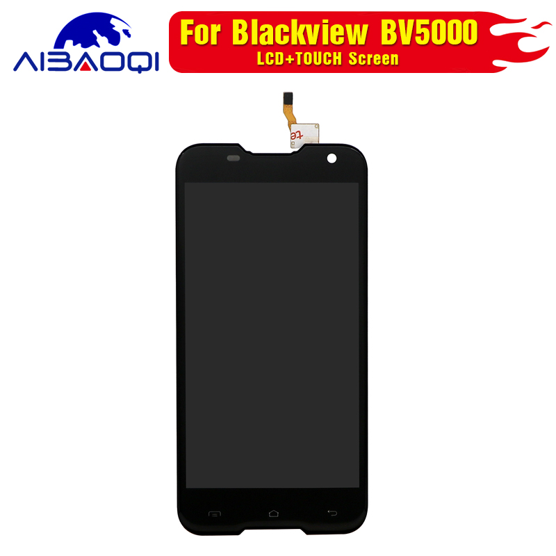 HTB154VHa7T2gK0jSZPcq6AKkpXap 100% Original Blackview BV5000 LCD Display + Touch Screen 1280X720 5.0inch Assembly For Blackview BV5000+Tools+3M Adhesive