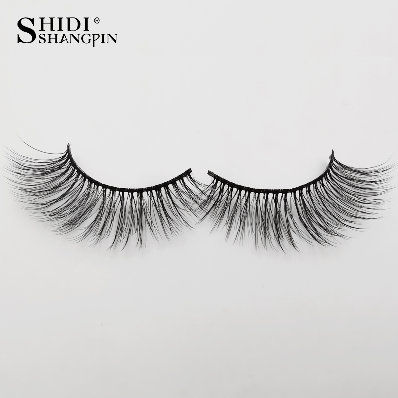HTB154VLbzvuK1Rjy0Faq6x2aVXaW Natrual long 3D Mink False Eyelashes wholesale 4 pairs Fluffy Make up Full Strip Lashes 3D Mink Lashes faux cils Soft Maquiagem