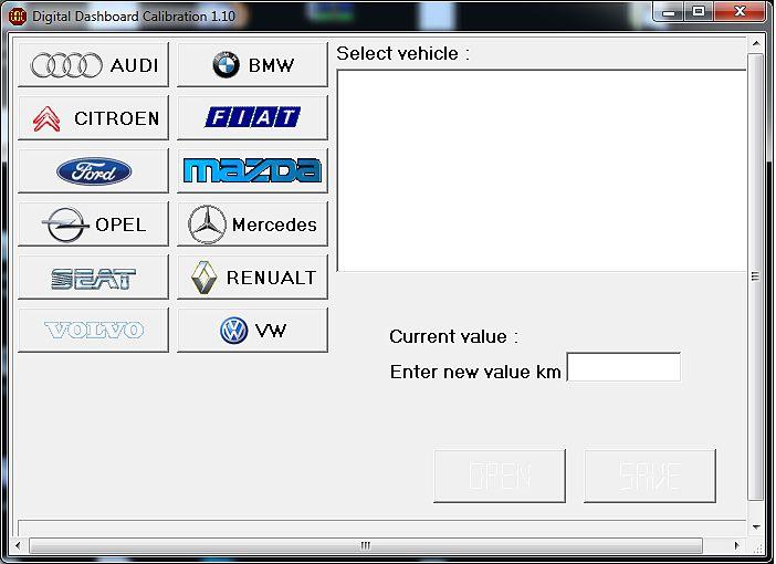 Dashboard Mileage Corrector 2.10 - Mileage Calculator 2016