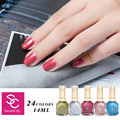 Nail Polish Hybrid SweetCity High Quality Candy Long Lasting DIY Beauty Nail Art Tools 19 Colors 14ml