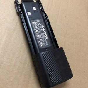 Image 4 - Baofeng UV 82 walkie talkie battery 2800mAh 3800mAh Li battery 7.4V For Baofeng Walkie Talkie
