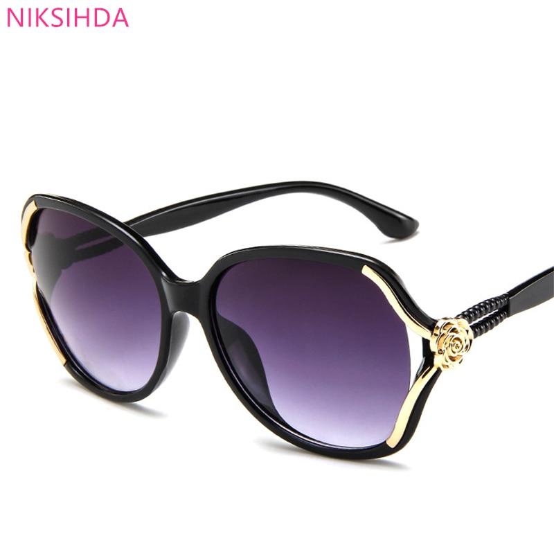 NIKSIHADA Men and women fashion NIKSIHADA2019 hot style sunglasses uv protection uv400 driving